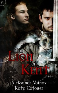 Lion Of Kent